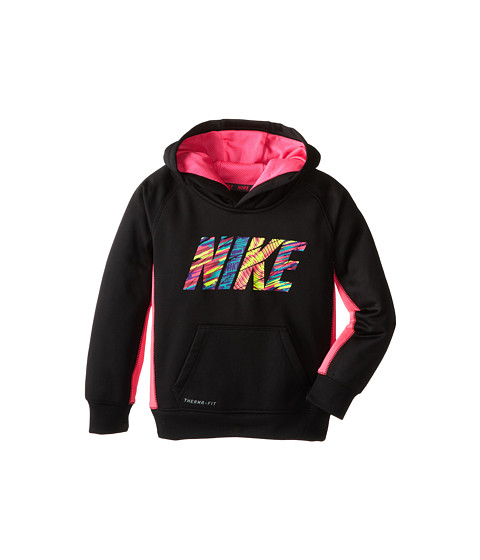 Nike Kids Therma Fit Pullover Hoodie (Little Kids) - 6pm.com