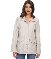 Jessica Simpson - Snap Front Anorak with Contrast Lining