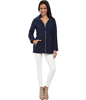 Jessica Simpson - Centerfront Zip Soft Shell with Tunnel
