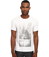 Vince - Water Abstract Graphic Tee