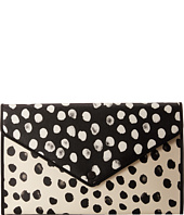Marc by Marc Jacobs - Metropoli Deelite Dot Polyvinylchloride Envelope Clutch Crossbody