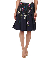 Ted Baker - Quirina Fuchsia Floral Full Skirt