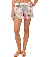 Ted Baker - Scole Pure Peony Scallop Shorts