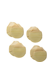 HUE - Toe Cover 4-Pair Pack
