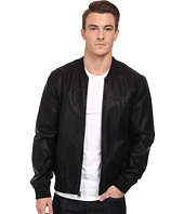 Levi's® - Faux Leather Varsity Bomber