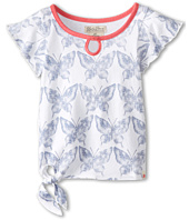 Lucky Brand Kids - Tamarind Butterfly Top (Little Kids)
