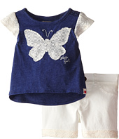 Lucky Brand Kids - Window Butterfly Set (Infant)