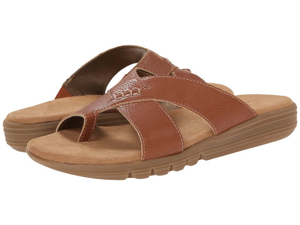 Aerosoles Adjustment Tan Womens Sandals