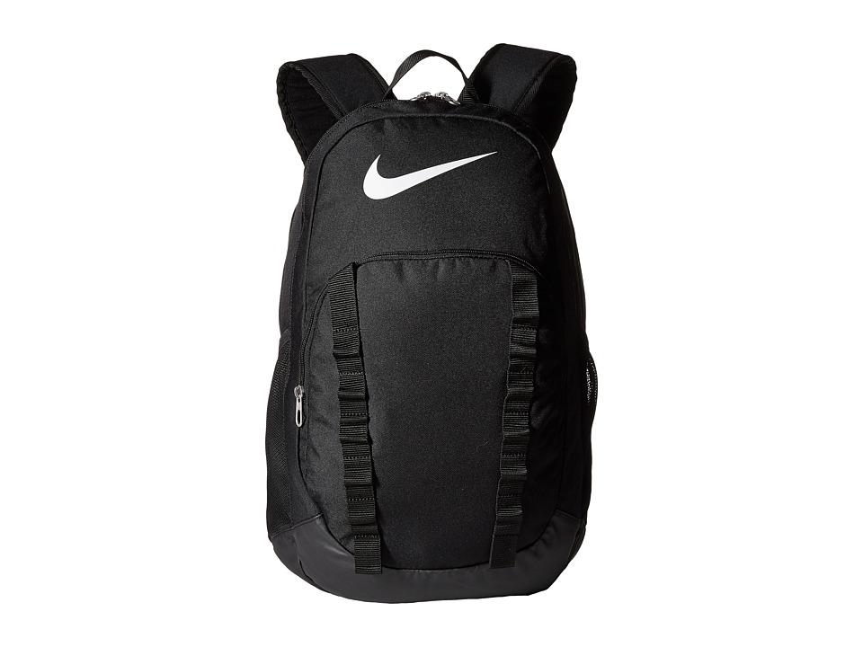 Nike - Brasilia 7 Backpack XL (Black/Black/Black) Backpack Bags