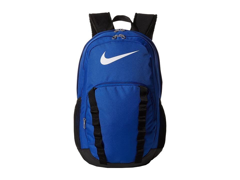 Nike - Brasilia 7 Backpack XL (Game Royal/Black/Black) Backpack Bags