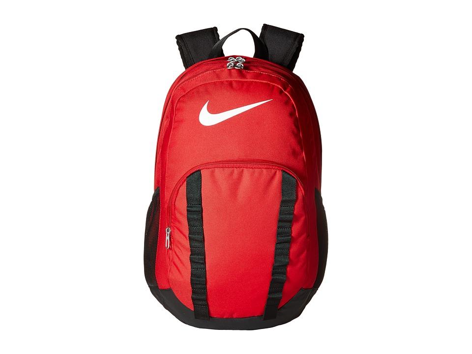 Nike - Brasilia 7 Backpack XL (Gym Red/Black/Black) Backpack Bags