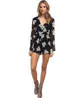 MINKPINK - Oriental Bloom Playsuit
