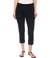 Jag Jeans Petite - Petite Hope Pull-On Crop Slim Fit in After Midnight