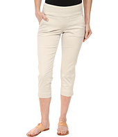 Jag Jeans Petite - Petite Hope Pull-On Crop Slim Fit Bay Twill