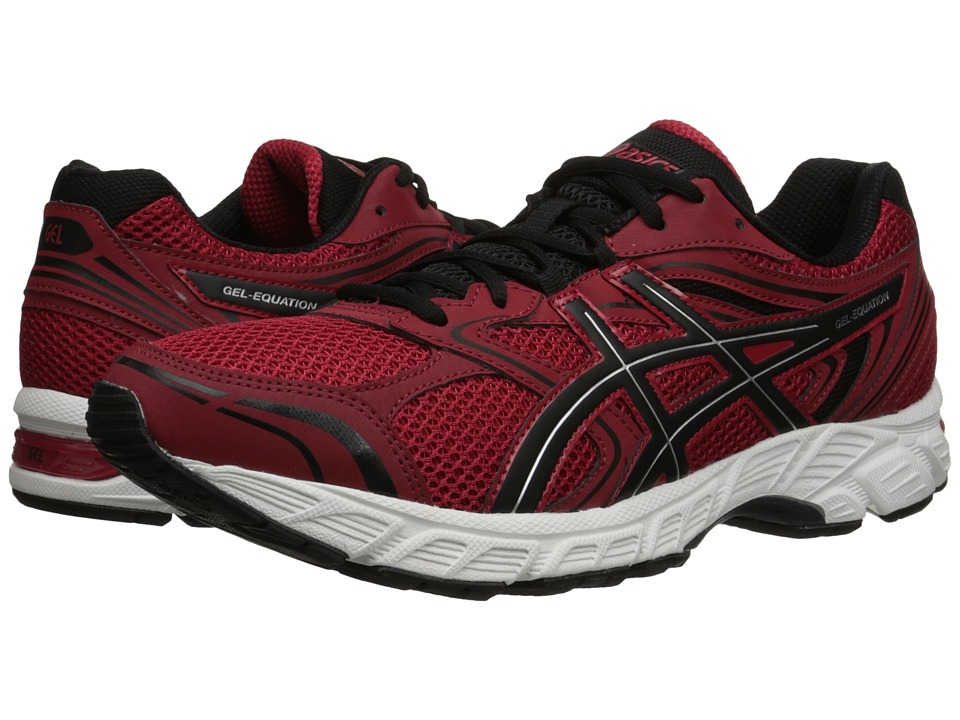 ASICS - Gel-Equation 8 (Chilli Pepper/Black/Silver) Mens Running Shoes