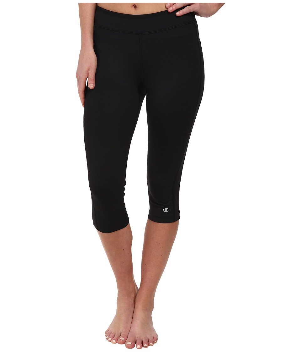 Champion Absolute Knee Tight Black Womens Workout
