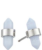 COACH - Amulet Stud Earring