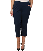 Jag Jeans Plus Size - Plus Size Hope Crop Narrow Fit Bay Twill