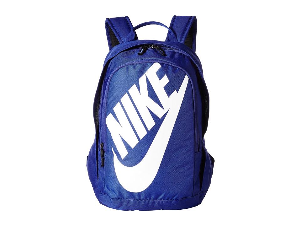 Nike Hayward Futura M 2.0 Deep Royal Blue/Deep Royal Blue/White Backpack Bags