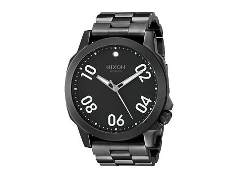 Nixon Ranger 45 - All Black