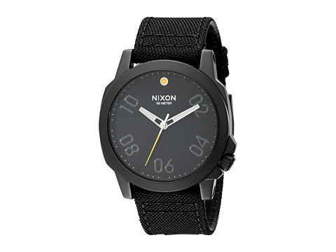 Nixon Ranger 45 Nylon - All Black