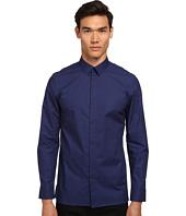 HELMUT LANG - Parachute Cotton Collared Shirt