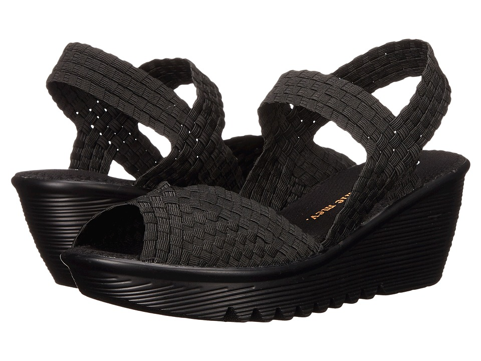 bernie mev. - Fame (Black) Womens Sandals