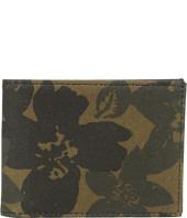Jack Spade - Floral Camo Index Wallet