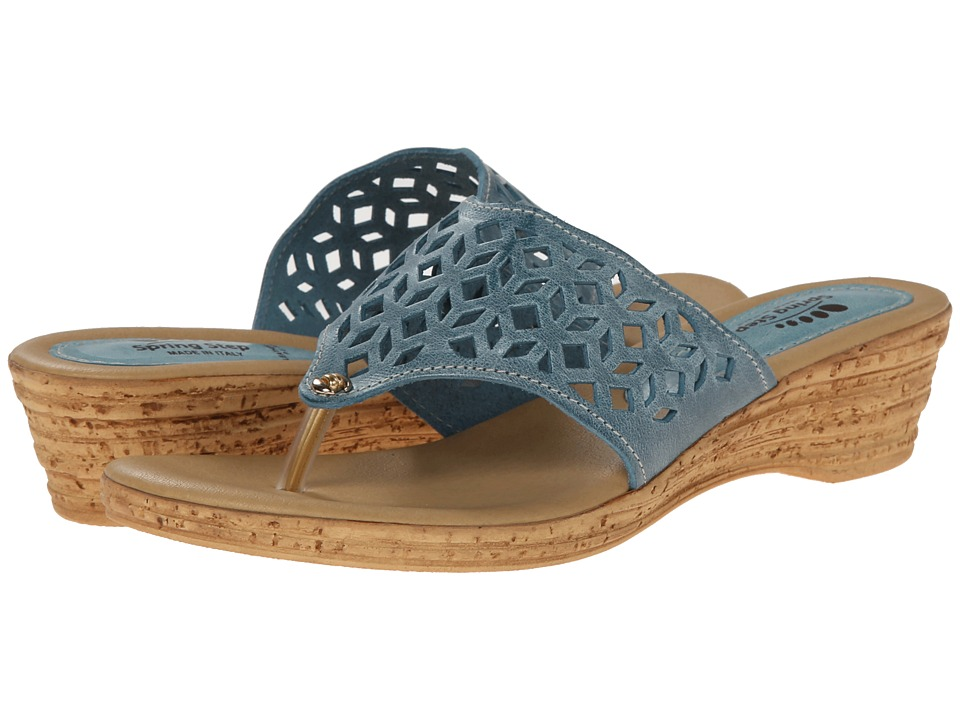 Spring Step Amerena (Blue) Women
