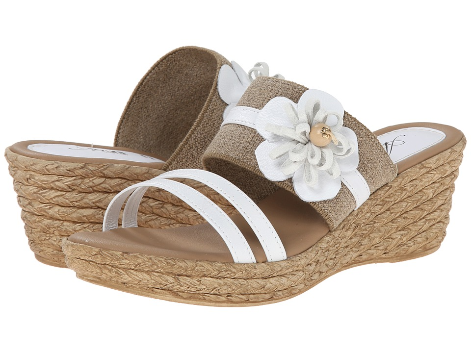 Spring Step Aketi (White) Women
