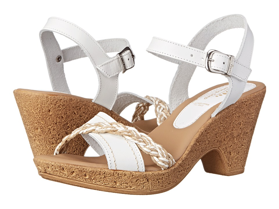 Spring Step Bliss White Womens Shoes