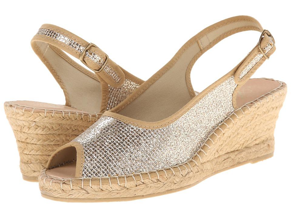 Spring Step Boltz Beige Womens Shoes