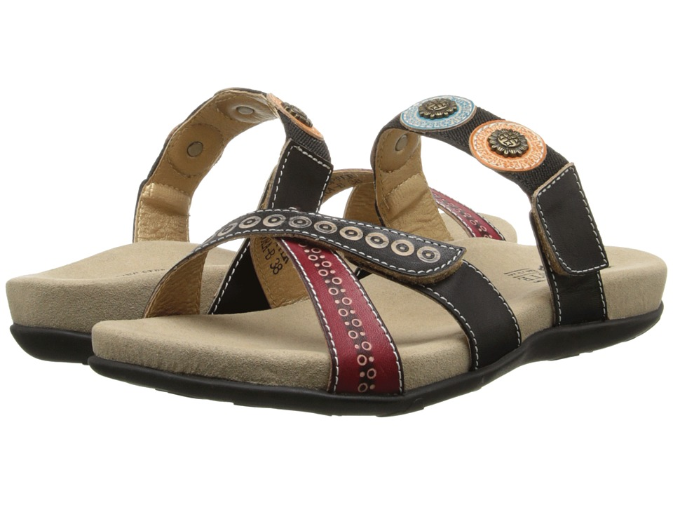 Spring Step Glendora (Black) Women