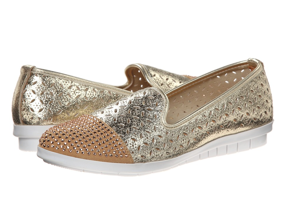 Spring Step Azul Gold Womens Shoes