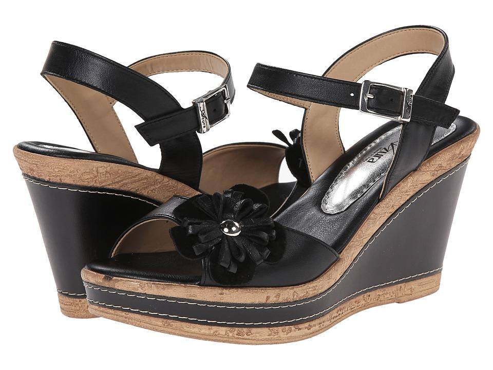 Spring Step Casola Black Womens Shoes