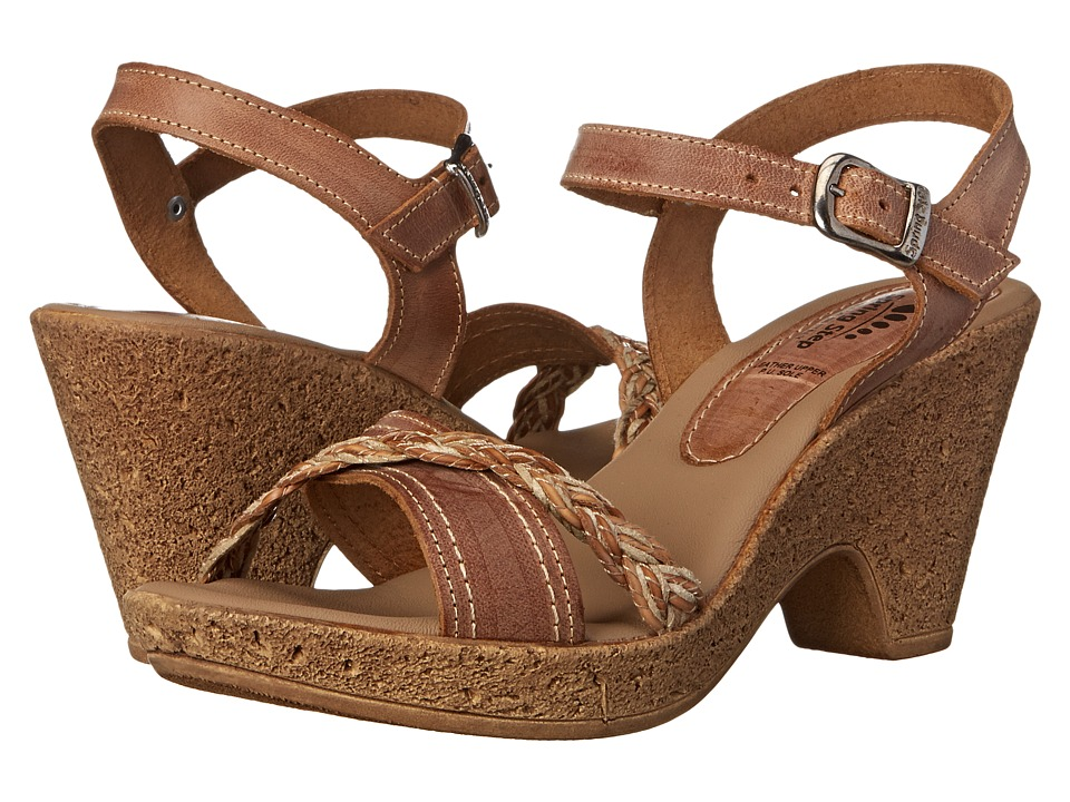 Spring Step Bliss Beige Womens Shoes