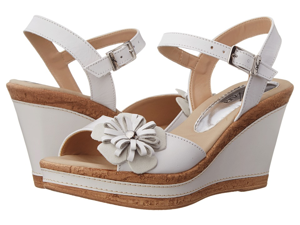 Spring Step Casola White Womens Shoes