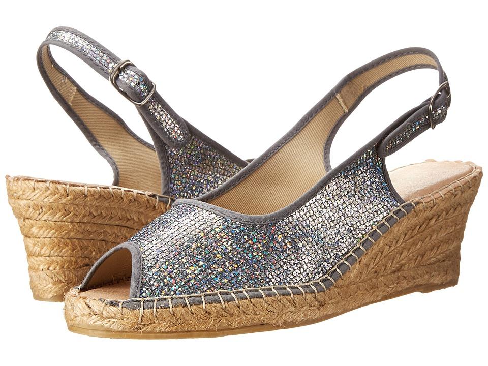 Spring Step Boltz Gray Womens Shoes