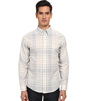 Jack Spade - Graph Plaid Shirt