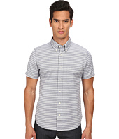 Jack Spade - Farhnham Oxford Stripe Short Sleeve