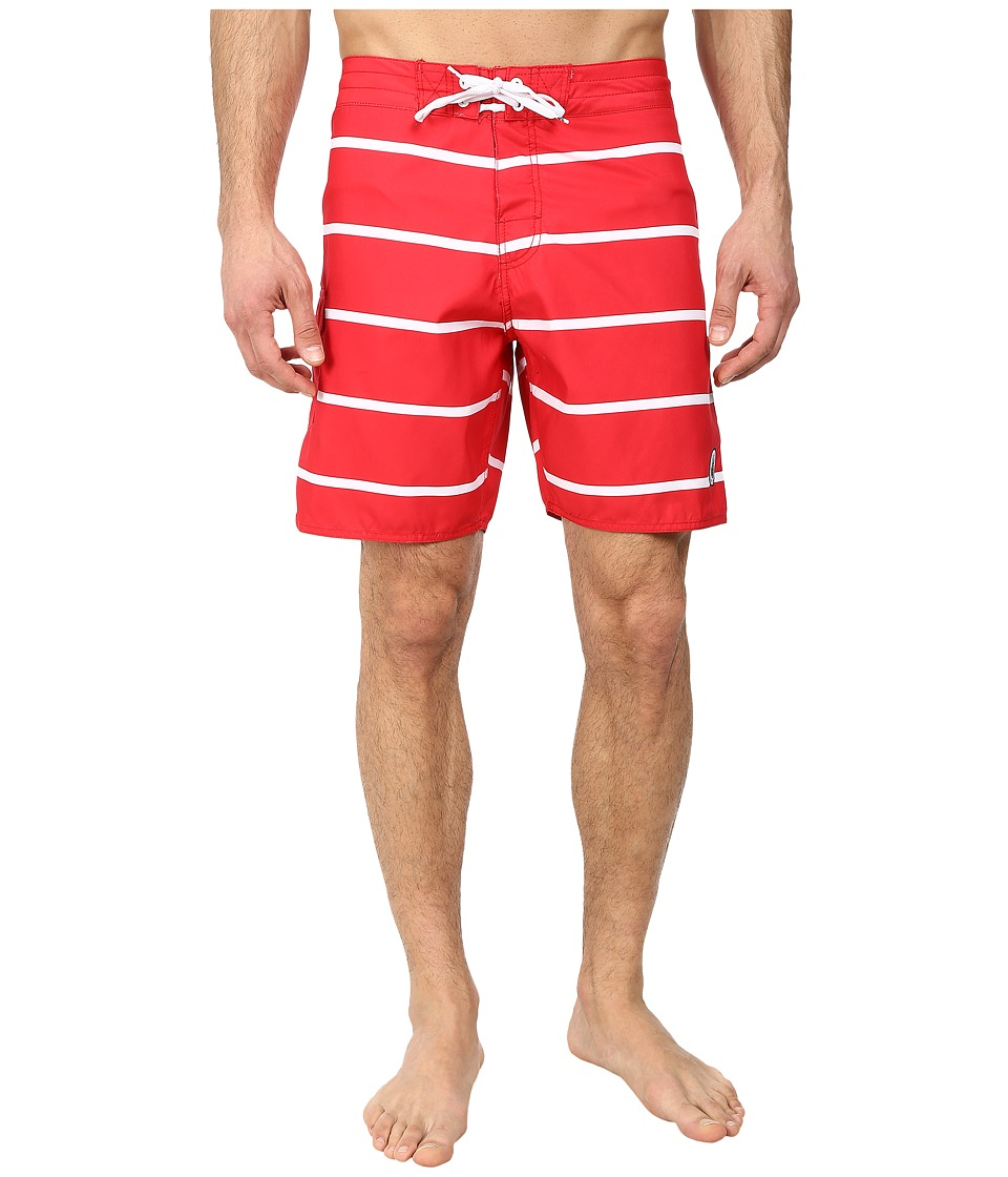 Body Glove Linez Boardshort Infrared Mens Swimwear