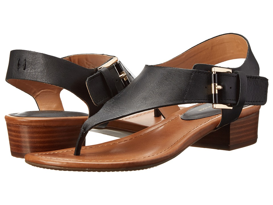 Tommy Hilfiger - Kitty (Black) Women's Sandals