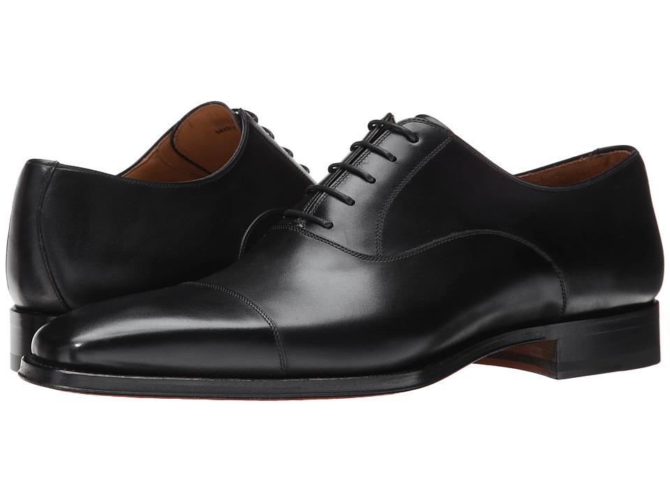 Magnanni Bonete Black Mens Shoes