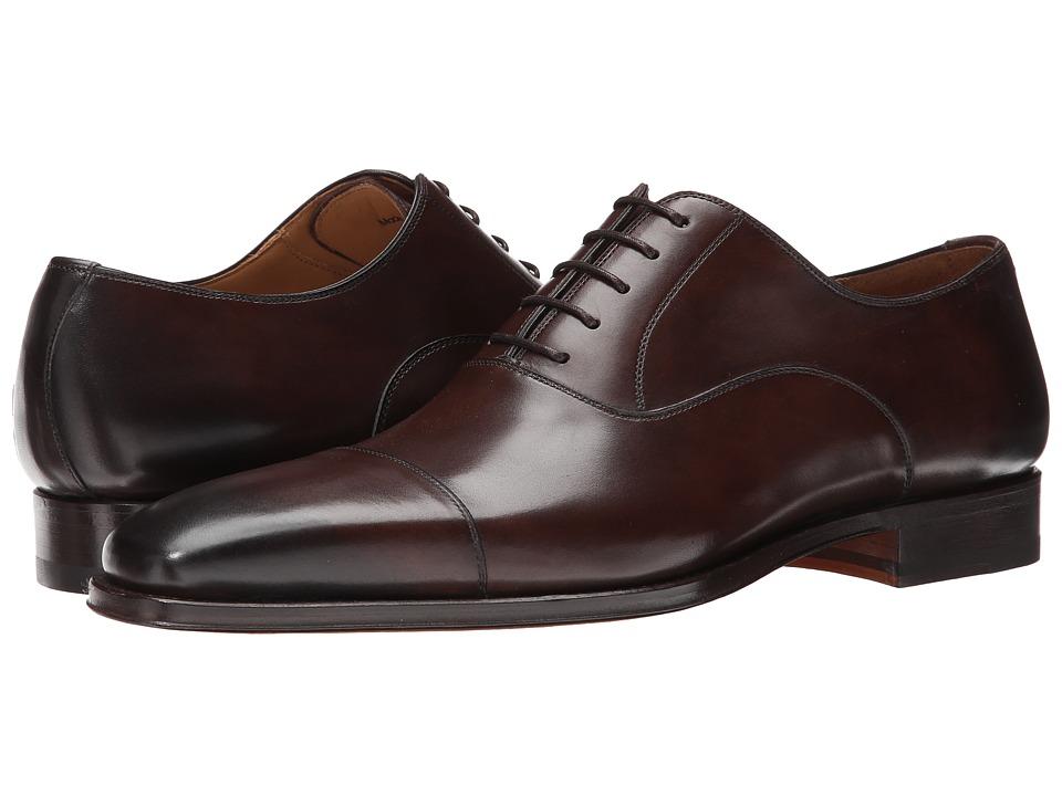 Magnanni Bonete Brown Mens Shoes