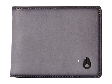 Nixon ARC Bi-Fold Wallet - Gray