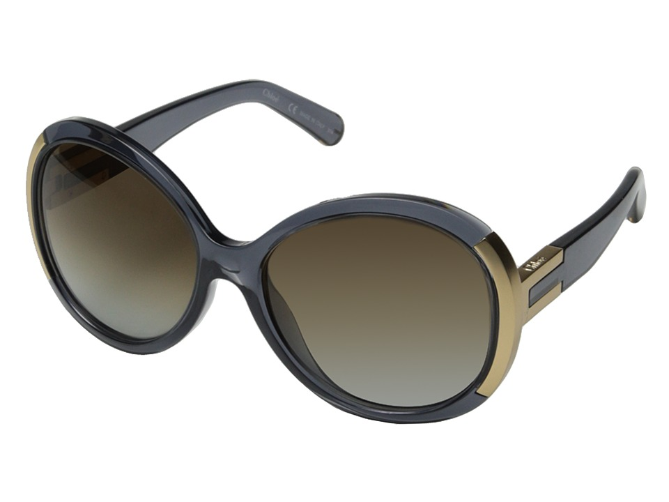 Chloe Alexie Grey Fashion Sunglasses