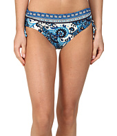MICHAEL Michael Kors - Padua Paisley Shirred Hipster Bottom