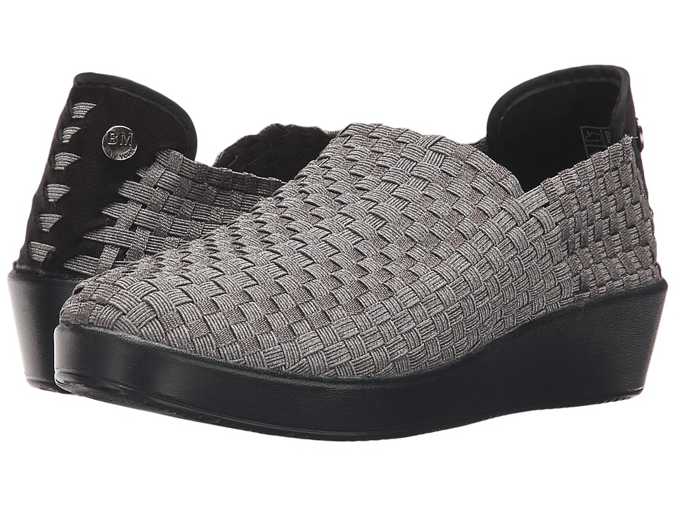 bernie mev. Smooth Cha Cha (Gunmetal) Women's Shoes