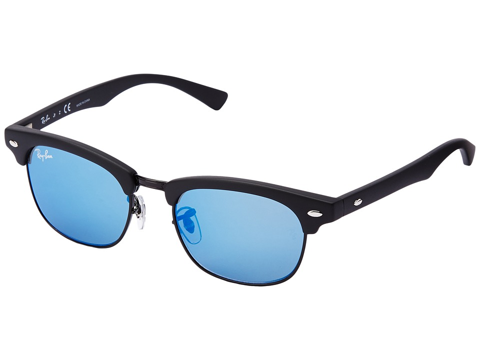 Ray Ban Junior RJ9050S Clubmaster 45mm Youth Blue Fashion Sunglasses