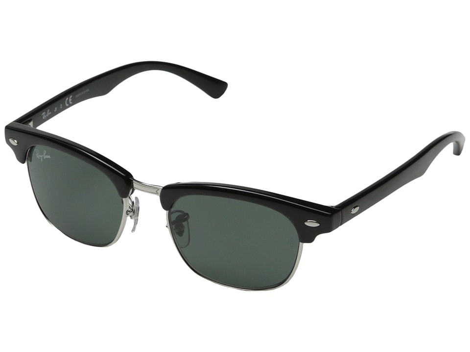 Ray Ban Junior RJ9050S Clubmaster 45mm Youth Black Fashion Sunglasses